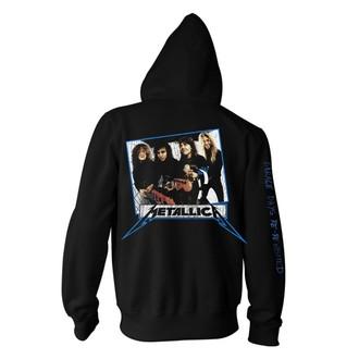 sweat-shirt avec capuche pour hommes Metallica - Garage OG -