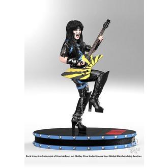 Figurine Mötley Crüe - Mick Mars - Roche Iconz - KNUCKLEBONZ, KNUCKLEBONZ, Mötley Crüe