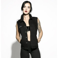 gilet - BLACK CRAFT - BLACK CRAFT