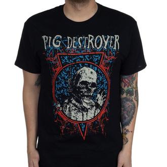 T-shirt Pig Destroyer pour hommes - Myiasis - Noir - INDIEMERCH, INDIEMERCH, Pig Destroyer