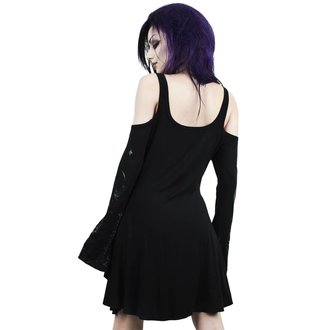 Robe femmes KILLSTAR - NIGHTSHADE - NOIR, KILLSTAR