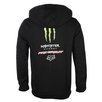sweat-shirt avec capuche pour hommes - Monster - FOX, FOX