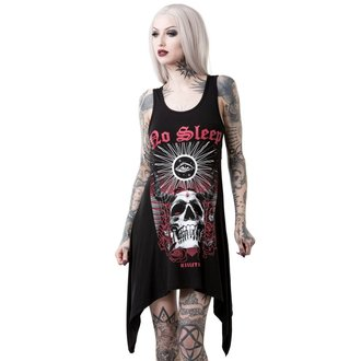Robe (tunique) KILLSTAR - NO SLEEP DECADENCE - NOIR, KILLSTAR