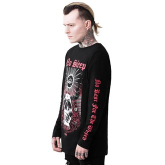 t-shirt pour hommes - NO SLEEP LONG - KILLSTAR, KILLSTAR