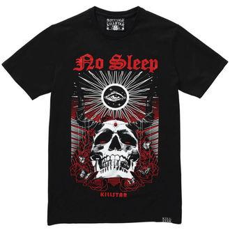 t-shirt pour hommes - NO SLEEP T-SHIRT - KILLSTAR, KILLSTAR