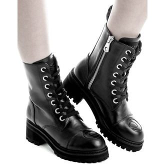 chaussures à semelles compensées unisexe - NOT PHASED COMBAT - KILLSTAR, KILLSTAR
