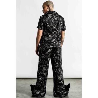 pyjama femme (ensemble) KILLSTAR - No Rest for the wicked - Noir, KILLSTAR