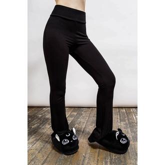 Pantalon de survêtement pour femmes KILLSTAR - No sleep Lounge - Noir, KILLSTAR