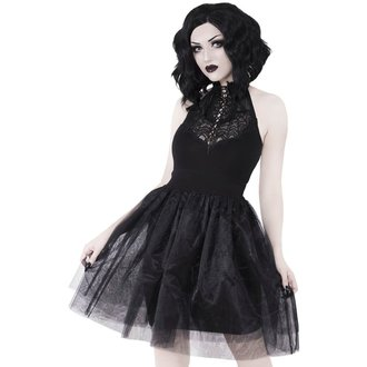 Robe KILLSTAR - NYTE NYMPH PARTY - NOIR, KILLSTAR