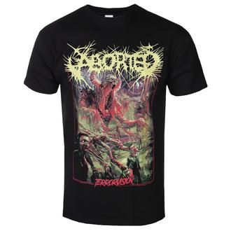 tee-shirt métal pour hommes Aborted - Terrorvision - RAZAMATAZ, RAZAMATAZ, Aborted