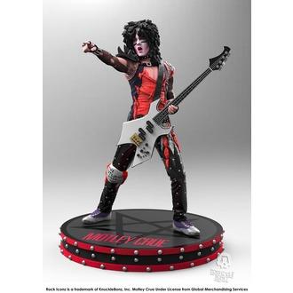 Figurine Mötley Crüe - Nikki Sixx - Roche Iconz - KNUCKLEBONZ, KNUCKLEBONZ, Mötley Crüe
