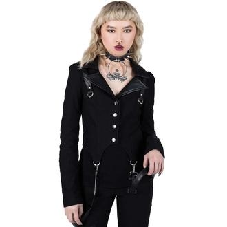 Veste pour femme (blazer) KILLSTAR - Office Demon - Noir, KILLSTAR