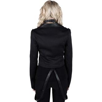 Veste pour femmes (blazer) KILLSTAR - Office Demon - Rayure fine, KILLSTAR