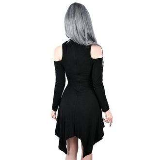 Robe KILLSTAR - Onyx Fall-Deep - NOIR, KILLSTAR