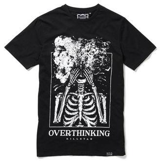 t-shirt pour hommes - OVERTHINKING - KILLSTAR - K-TSH-M-2953