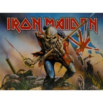 drapeau Iron Maiden - Trooper, HEART ROCK, Iron Maiden