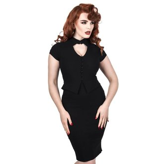 Robe femmes KILLSTAR - PARLOR- BLACK, KILLSTAR