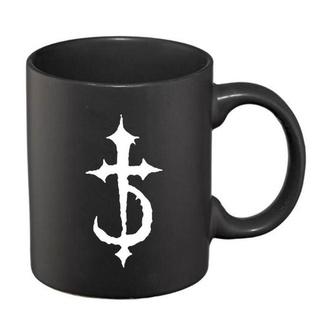 Mug Devildriver - Care Less - Noir Mat, NNM, Devildriver