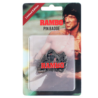 Pins Rambo, NNM, Rambo