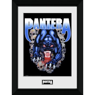 Affiche (encadrée) Pantera - GB posters, GB posters, Pantera