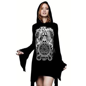 Robe pour femme KILLSTAR - ROB ZOMBIE - Phantom Stranger - NOIR, KILLSTAR, Rob Zombie