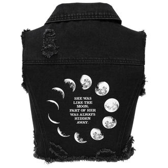 gilet - PHASED OUT DENIM - KILLSTAR, KILLSTAR