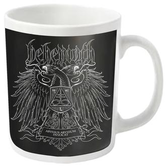 mug BEHEMOTH - ABYSSUM - blanc - PLASTIC HEAD, PLASTIC HEAD, Behemoth
