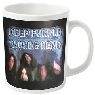 mug DEEP PURPLE - MACHINE HEAD - PLASTIC HEAD, PLASTIC HEAD, Deep Purple
