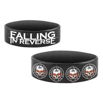 Bracelet en caoutchouc FALLING IN REVERSE - STRAIGHT TO HELL - PLASTIC HEAD, PLASTIC HEAD, Falling In Reverse
