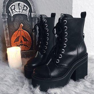 chaussures à semelles compensées pour femmes - KILLSTAR