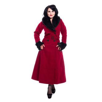 Manteau pour femme Rockabella - BIANCA - ROUGE, ROCKABELLA