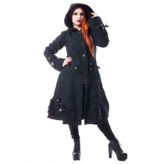 Manteau pour femmes POIZEN INDUSTRIES - ALICE - VERT , POIZEN INDUSTRIES