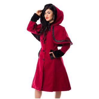 Manteau pour femme VIXXSIN - ELENA - ROUGE, VIXXSIN