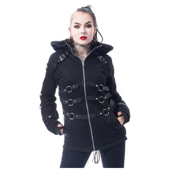 veste printemps / automne pour femmes - VIVIEN - CHEMICAL BLACK, CHEMICAL BLACK