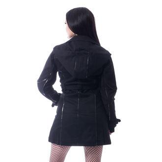 Manteau pour femmes CHEMICAL BLACK - CANAL - NOIR, CHEMICAL BLACK