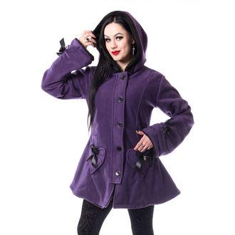 Manteau pour femme POIZEN INDUSTRIES - ALISON - VIOLET, POIZEN INDUSTRIES