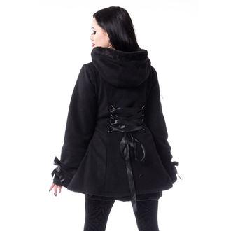 Manteau pour femme POIZEN INDUSTRIES - ALISON - NOIR, POIZEN INDUSTRIES