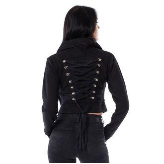 veste printemps / automne pour femmes - MINNA - CHEMICAL BLACK, CHEMICAL BLACK