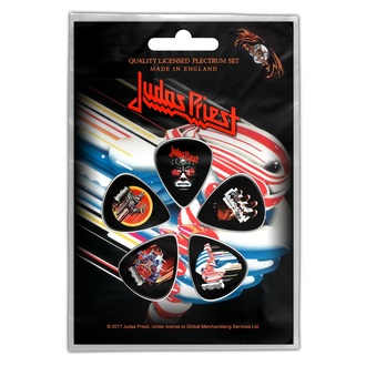 Médiators JUDAS PRIEST - TURBO - RAZAMATAZ, RAZAMATAZ, Judas Priest