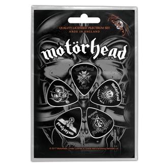 Les médiators Motörhead - Bad Magic - RAZAMATAZ, RAZAMATAZ, Motörhead