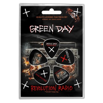 Mediators Green Day - Revolution - ROCK OFF, ROCK OFF, Green Day