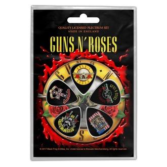 Médiators Guns N' Roses - Bullet Logo - RAZAMATAZ, RAZAMATAZ, Guns N' Roses