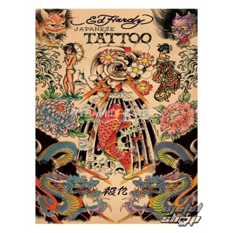 affiche Ed Hardy (Japanese) - PP31152, ED HARDY