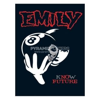 affiche - Emily The Strange (8 Ball) - PP31297, EMILY THE STRANGE