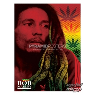 affiche - Bob Marley (Dreads) - PP31791, PYRAMID POSTERS, Bob Marley