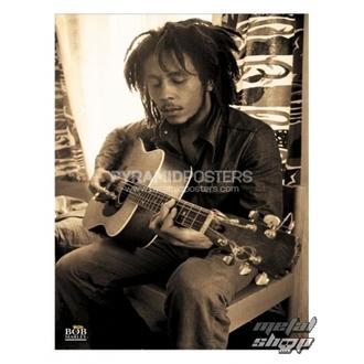 affiche - Bob Marley (Sepia) - PP31818, PYRAMID POSTERS, Bob Marley