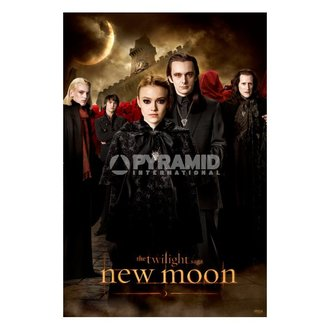 affiche Twilight - New Moon (Volturi) (Tentation) - PP32066, TWILIGHT
