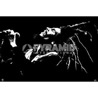 affiche Bob Marley (B & W) - PYRAMID POSTERS, PYRAMID POSTERS, Bob Marley