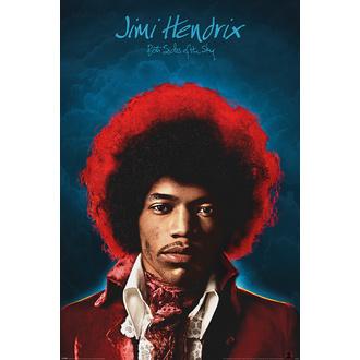 Affiche Jimi Hendrix, NNM, Jimi Hendrix