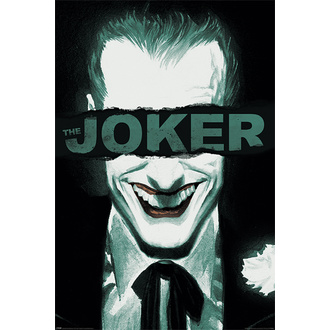 Affiche LE JOKER - PUT ON A HAPPY FACE - DC COMICS - PYRAMID POSTERS, PYRAMID POSTERS